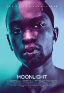 Moonlight (Póster USA)