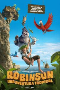 Robinson, una aventura tropical