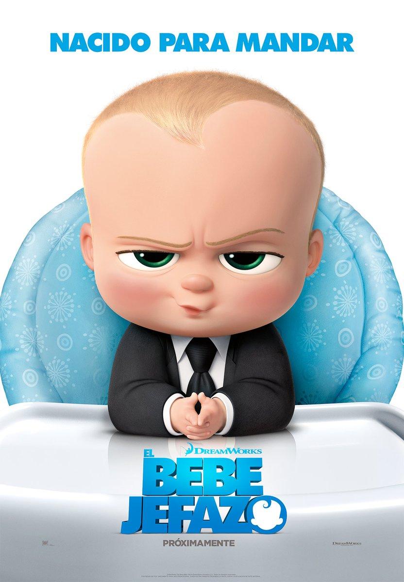 El bebé jefazo