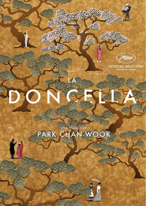 Estreno en el cine La-doncella