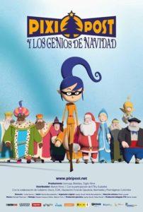 Pixi y Post y los genios de Navidad