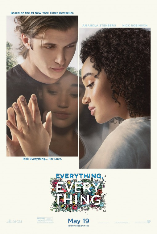 Everything, everything (Póster USA)
