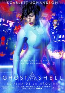 Ghost in the Shell - El alma de la máquina