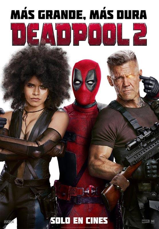 Deadpool 2 (Póster no disponible)