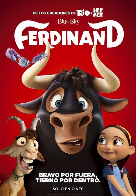 Ferdinand (Póster USA)