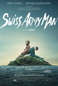 Swiss army man (Póster USA)