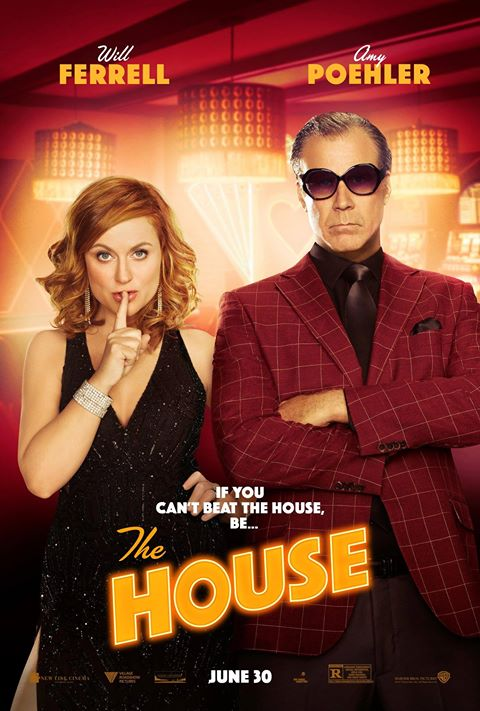 The house (Póster USA)