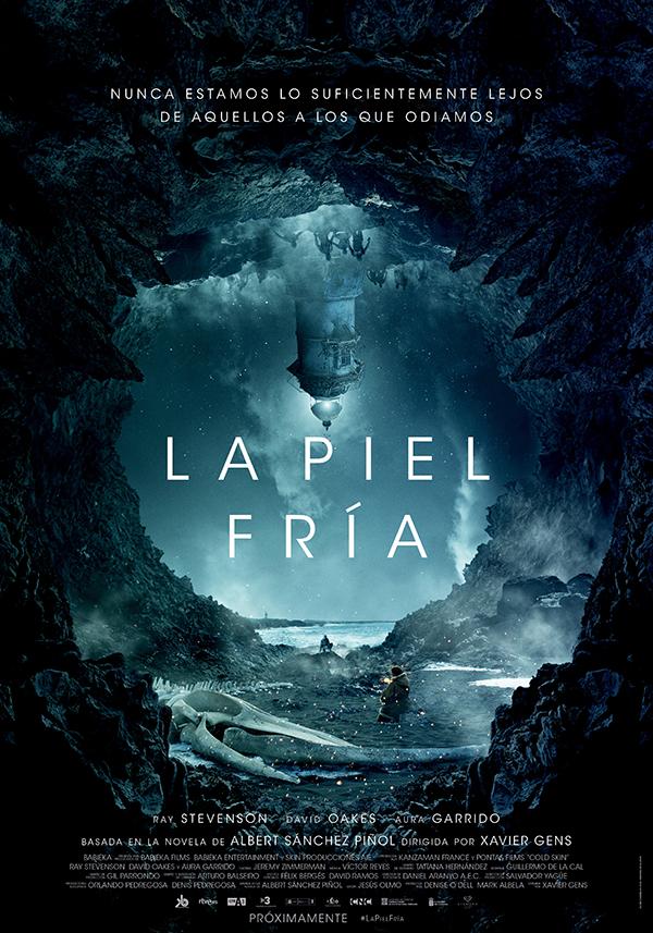 'La piel fría' – Trailer 1 español (HD)Trailers y Estrenos Labyrinth 1986 Poster