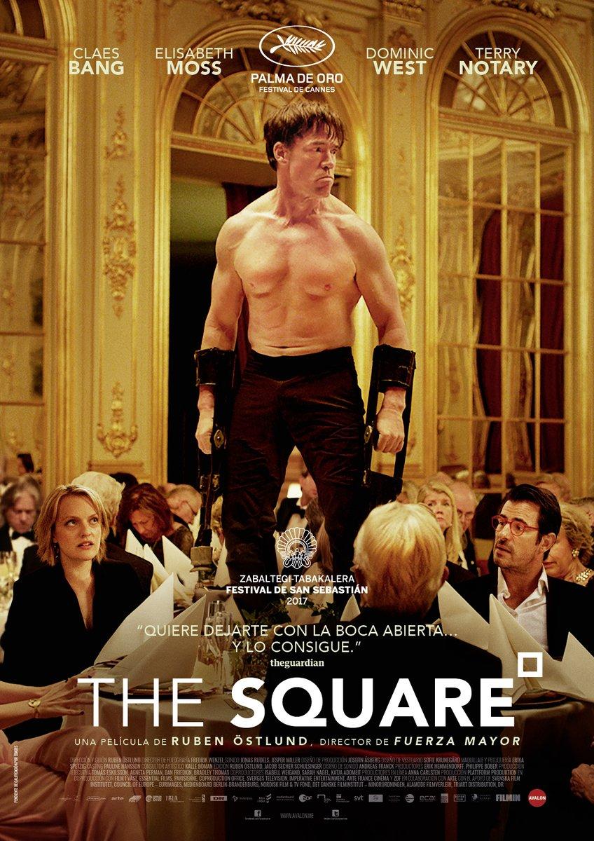 The square (Póster no disponible)